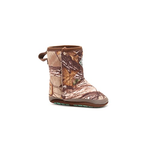 MuckBoots Baby My First Muck's Pull-on Boot, Brown/Realtree Xtra, 3 M US - Us Shopping From Online
