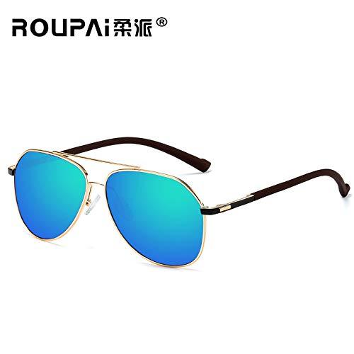 de pour Soleil reflet de pêche HD de polarisé sunglasses nbsp;Lunettes Bicolore B Lunettes Mjia à Conduite Sport Anti Homme Cheval Miroir Vision de nbsp;Plage vH8xSqPI