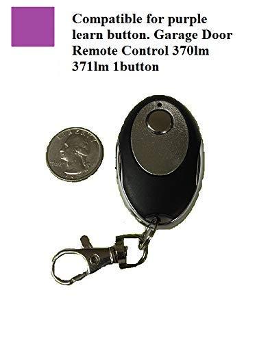 Sears Craftsman 1 Button Garage Door Opener Remote Transmitter TX2028 315mhz