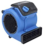 Vacmaster Air Mover, 550 CFM