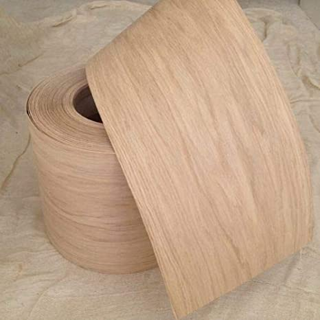 Unglued Oak Wood Veneer Sheets 200mm Wide, You Choose The Length (3000mm)