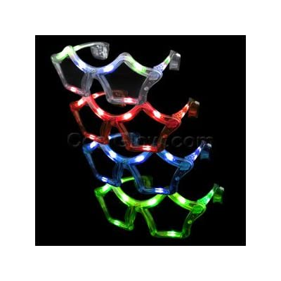 Fun Central LED Star Sunglasses - Assorted