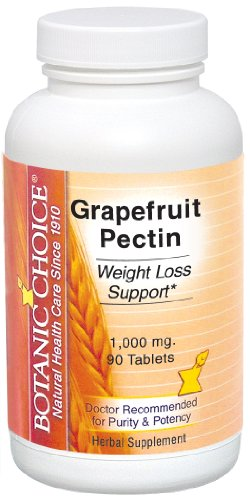 Botanic-Choice-Grapefruit-Pectin-1000-Mg-90-Count