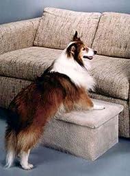 Single Pet Step : Color NATURAL : Size SINGLE STEP