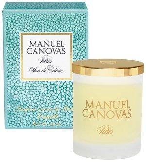 Manuel Canovas Fleur de Coton Candle 6.6oz.