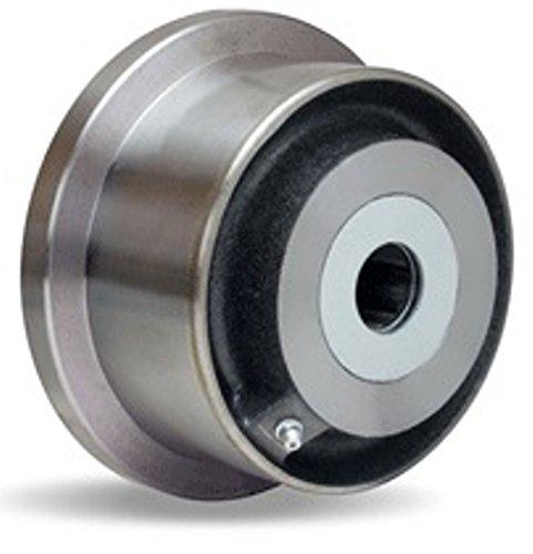 5-X-2-Forged-Steel-Flanged-Wheel-4200-lbs-Capacity-Roller-Bearings