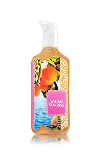 Bath & Body Works Deep Cleansing Hand Soap Seaside Sunrise