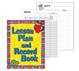 7 Pack EUREKA LESSON PLAN AND RECORD BOOK