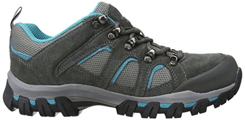 Azul Ladies Gris Mujer Low Senderismo Rise Zapatos Bodmin Karrimor Gris de Iv Weathertite Low 7pOaqwt