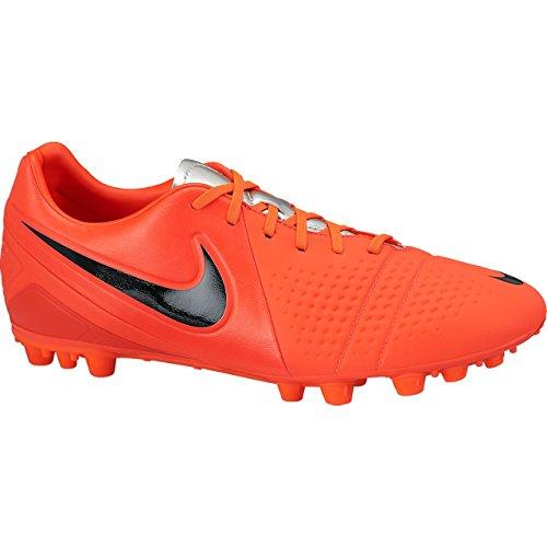 Nike Ctr360 Trequartista Iii Ag Heren Maat 7 Helder Karmozijnrood Zwart Chroom