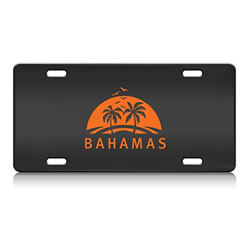 Bahamas Plate - 6