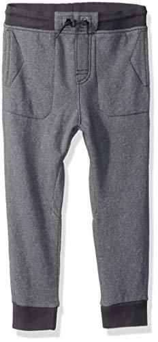 Gymboree Pants - Gymboree Boys' Big Knit Jogger Pants, Gray, M