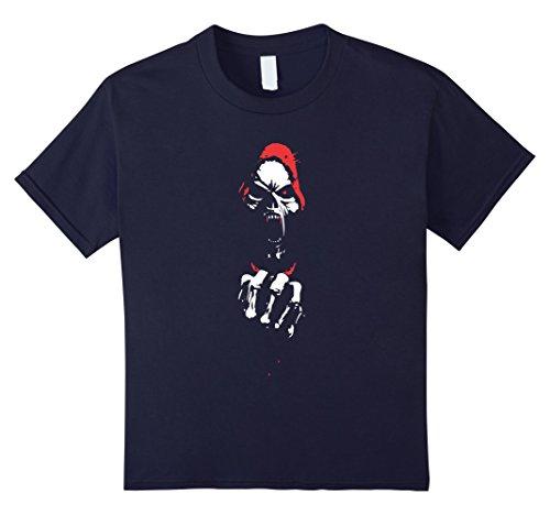 Kids Vampire Skeleton Scary T-Shirt- Easy Halloween Costume 2017 12 (Easy Halloween Costume Ideas Scary)