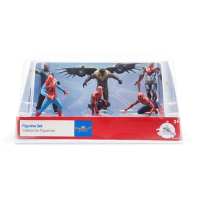(Marvel Spider-Man Homecoming Figurine Set)