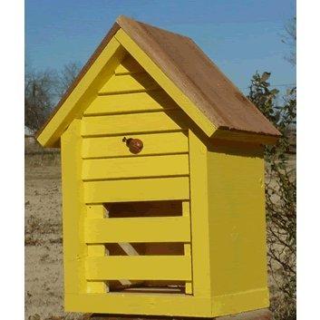Homestead Ladybug House - Yellow