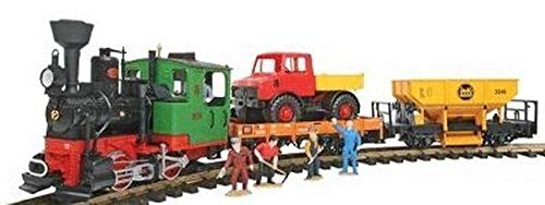 LGB Freight G Scale Starter Set with Sound - 120 Volts reviews