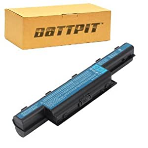Battpit Bateria de repuesto para portátiles Acer Aspire 4250-E352G50MI (6600mah / 71wh)