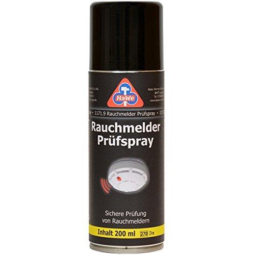 HaWe 1171.9 Rauchmelder-Prü fspray 200ml