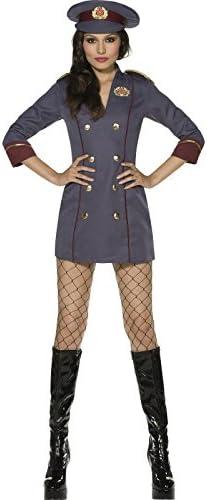 Disfraz de espía rusa Fever para mujer - S: Amazon.es: Juguetes y ...