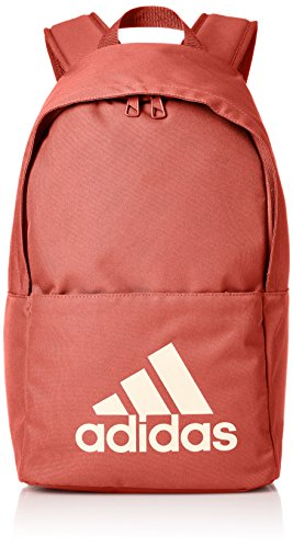 Adidas Classic Backpack, Mochila tipo casual color scarlet