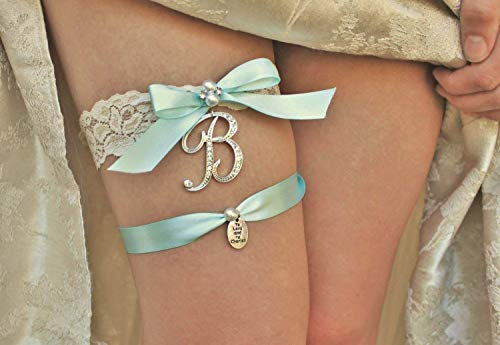 Custom Personalized Garter -