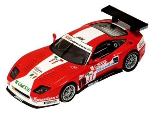 IXO FERRARI 575 M #11 (GIESSE) P.Peter-F.Babini 3rd Monza FIA-GT 2004 1/43 Scale Diecast model