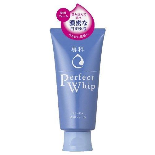 Shiseido Senka Perfect Whip Cleansing Foam Made In Japan 4.2