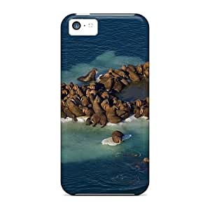 Iphone Cover Case - Living Isl Protective Case Compatibel With Iphone 5c