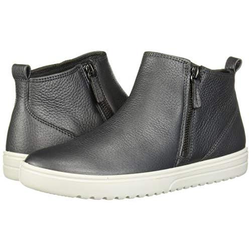 ECCO Women's Fara Ankle Zip Bootie Sneaker