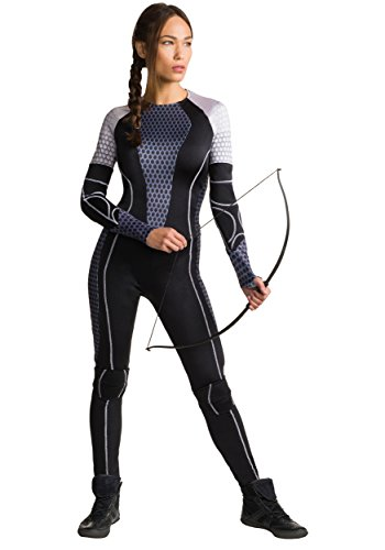 Rubie's Women's The Hunger Games Katniss Costume, Multi, Medium