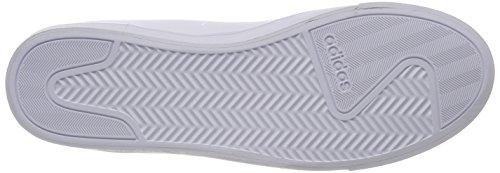 Adidas Donne Cf Cl Qt Quotidiana W, Ftwwht / Ftwwht / Grethr, 5 Noi M