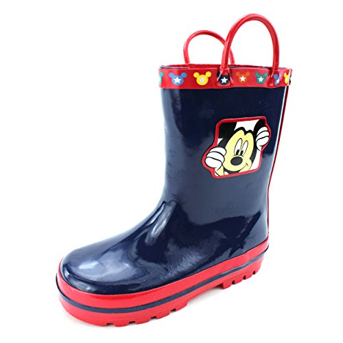 Mickey Mouse Kids Rain Boots