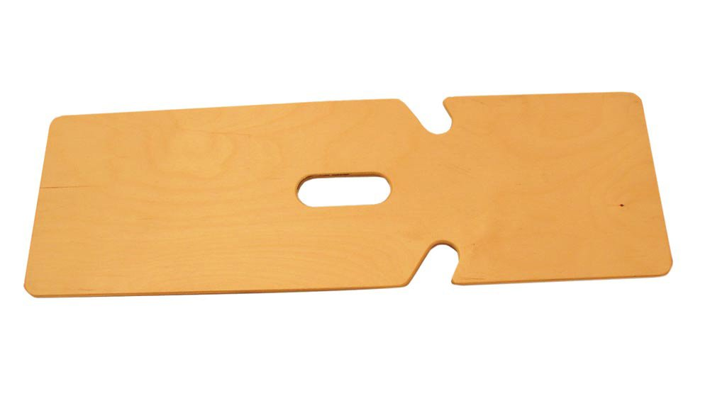 """SafetySure Wooden Notched Transfer Board - 8"""" x 24"""""""