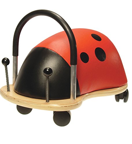 Lady Toy - Prince Lionheart Wheely Bug, Ladybug, Small