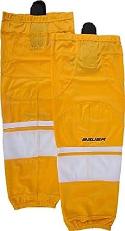 c1f344e8174 Bauer Premium Ice Hockey Socks Youth (Gold