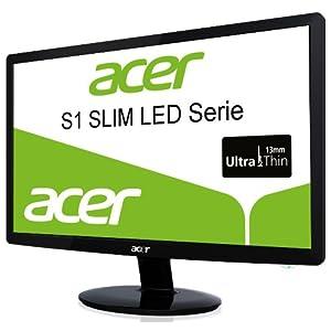 41tQDcmwG7L. AA300  [Amazon] Acer S231HLBID 23 Zoll Slim LED Monitor für nur 114,99€ inkl. Lieferung (Vergleich: 142€)