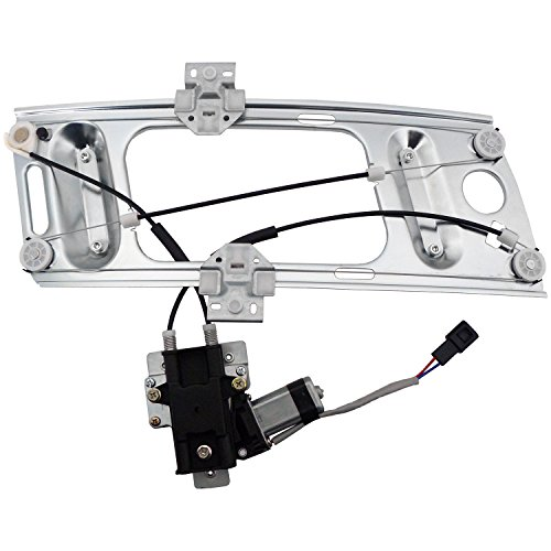 ACDelco 11A10 Professional Front Driver Side Power Window Regulator with (2000 Pontiac Grand Prix Window Regulator)