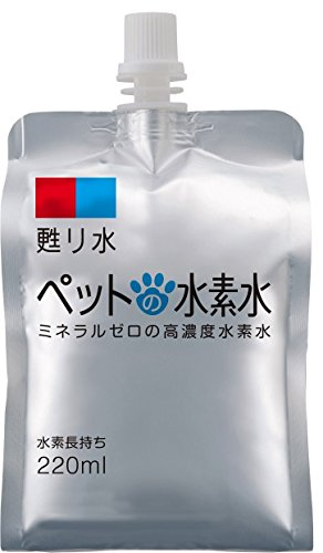 Pet of hydrogen water resurrection water 220mlX10 this (case volume) by Pet of hydrogen water