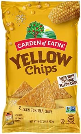 Tortilla & Corn Chips: Garden of Eatin' Yellow Chips
