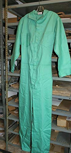 Proban Suit - Protective Coveralls Jump suit Westex Proban FR-7A flame resistant cotton Large
