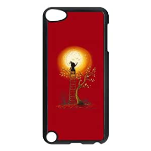 reach the moon iPod Touch 5 Case Black HX4456372