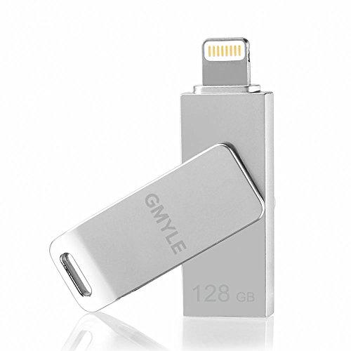 Swivel Flash Drive for iPhone iPad iPod External Storage Me