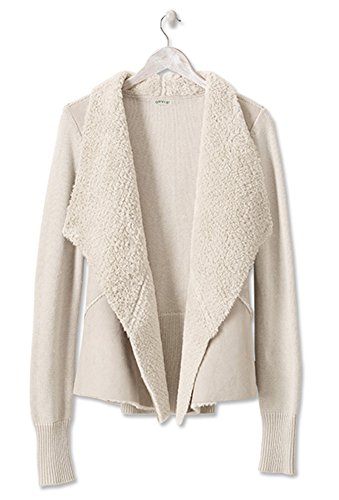 Orvis Women's Waterfall Cardigan, Natural, Large