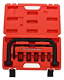 ABN Auto Valve Spring Compressor C Clamp Tool Set Service Kit Motorcycle, ATV, Car, Small Engine Vehicle Equipment