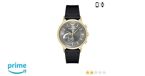 Emporio Armani Connected Smartwatch ART3006: Amazon.es ...