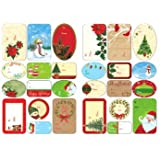 Amazon.comChristmas Gift Tag StickersToys  Games