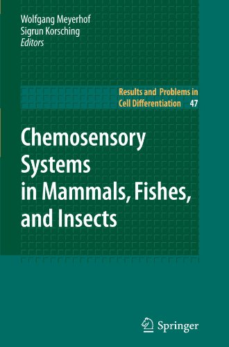 Chemosensory Systems in Mammals, Fishes, and Insects (Results and Problems in Cell Differentiation)