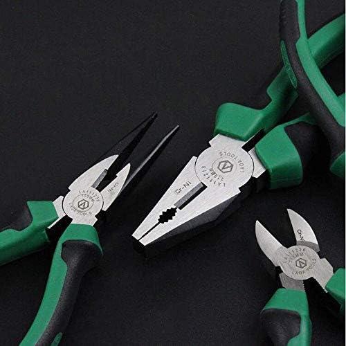 SSY-YU 家の修理のためのプライヤー、すなわち屋外産業メンテナンススリーピース多機能プライヤーセット、6