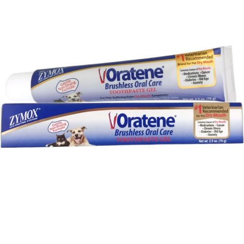 Natural Bio-Active Enzymes by Oratene Veterinary Maintenance Oral Gel (2.5 oz)