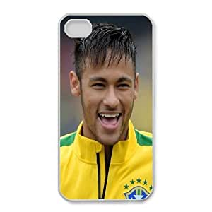 iPhone 4,4S Phone Cases Neymar Cell Phone Case TYB632202